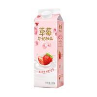 WEICHUAN 味全 草莓牛奶   950ml