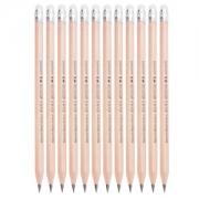 M&G 晨光 AWP30415 皮头铅笔 HB 50支