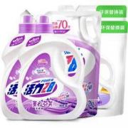 PLUS会员:活力28 薰衣芬芳洗衣液套装 18斤 *3件79.69元+运费(双重优惠,合单价26.56元)