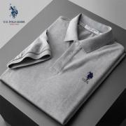 U.S. Polo Assn. 美国马球协会  男士时尚短袖Polo衫39元包邮