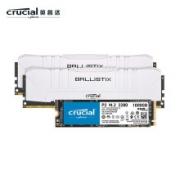 Crucial 英睿达 16GB(8G×2) DDR4 内存套装 +1TB 固态硬盘 M.2接口1048元包邮