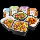 PLUS会员:莫小仙 自热米饭 (川式腊肉+黄焖鸡块+笋尖嫩牛+台式卤肉)组合29.9元包邮(双重优惠)