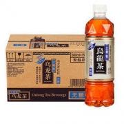 SUNTORY 三得利 无糖乌龙茶饮料 0糖0能量0脂 500ml*15瓶整箱装