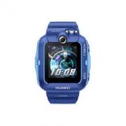 HUAWEI 华为 4X 儿童智能电话手表 36mm 映蓝色TPU表带(GPS、北斗、NFC)