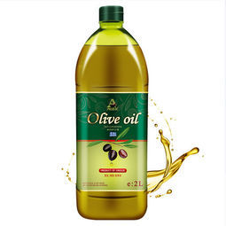 AGRIC 阿格利司 希腊原装进口纯橄榄油 2000ml