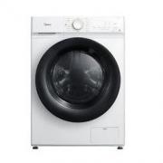 Midea 美的 简尚系列 MD100V11D 洗烘一体机 10KG 极地白1999元