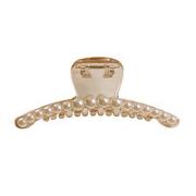 MOEFI 茉妃 FS-015 女士珍珠发夹