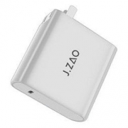 J.ZAO 京东京造 TC-025 PD 手机充电器 Type-C 65W 白色69.3元包邮(需买2件,共138.6元)