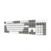 DURGOD 杜伽 TAURUS K310 104键 有线机械键盘 天然白 Cherry银轴 无光559元