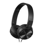 SONY 索尼 MDR-ZX110AP 头戴式耳机 海外版¥93.90 比上一次爆料降低 ¥4.1