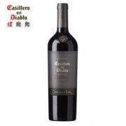 PLUS会员:Casillero del Diablo 红魔鬼 智利中央山谷 魔尊干红葡萄酒 750ml