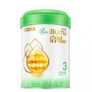 SUPER会员:illuma 启赋 有机蕴萃系列 婴儿奶粉 3段 900g
