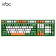 iKBC W210 探险系列机械键盘 无线2.4G cherry轴樱轴 399元 包邮(需定金50元,20日付尾款,需用券)399元(需用券)