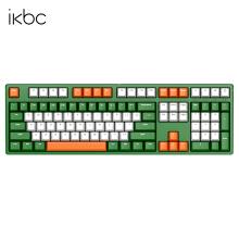 iKBC W210 探险系列机械键盘 无线2.4G cherry轴樱轴 399元 包邮(需定金50元,20日付尾款,需用券)
