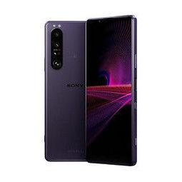 SONY 索尼 Xperia 1 III 5G手机 12GB 512GB 暮笙紫