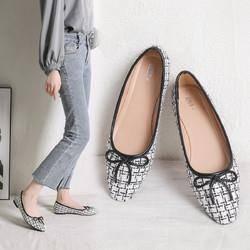 Semir 森马 女士平底鞋 10F9221142027