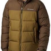 L码!Columbia 哥伦比亚 Pike Lake™ 男士热反射保暖夹克¥370.07