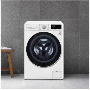 27日0点:LG 乐金 FLX10N4W 滚筒洗衣机 10.5kg