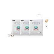 EMXEE 嫚熙 婴儿一次性隔尿垫 2片*2包¥1.00 0.3折