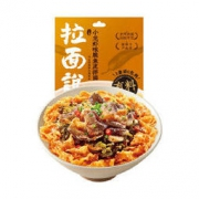 PLUS会员:拉面说 脆鱼皮拌面 十三香小龙虾味 178.4g10.26元(需买5件,共51.3元)