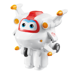 AULDEY 奥迪双钻 超级飞侠系列 730043 迷你变形机器人-米克