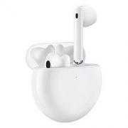 HUAWEI 华为 FreeBuds 4 半入耳式真无线蓝牙降噪耳机 陶瓷白 有线充版