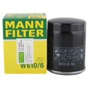 PLUS会员:MANN FILTER 曼牌 W610/6 机油滤清器*5件133.16元包邮(折26.6元 /件)