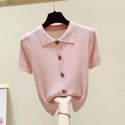 Puella 女士Polo领针织衫 2F11074GL99827元+运费 (需用券)