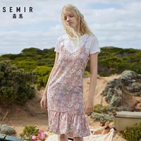 Semir 森马 19-330972 女士套装裙