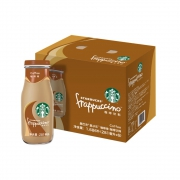 88VIP:STARBUCKS 星巴克 星冰乐拿铁咖啡 281ml*6瓶51.75元包邮(需用券)