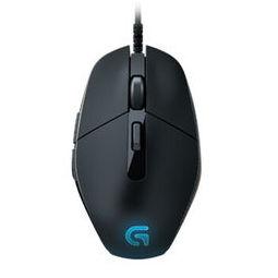 logitech 罗技 G302 有线鼠标 4000DPI