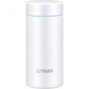 TIGER 虎牌 梦重力系列 MMP-J021WL 保温杯 200ml 冷白色