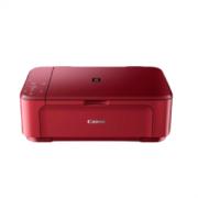 Canon 佳能 MG3680红色 无线家用彩色喷墨多功能照片一体机(打印/复印/扫描/自动双面 学生作业/照片)699元