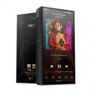 FiiO 飞傲 M11 Plus HiFi 音乐播放器 铝合金 黑色