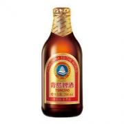 TSINGTAO 青岛啤酒 TsingTao)小棕金 11度 296ml*6瓶22.4元(需买4件,共89.6元)