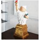 XQ 稀奇 瞿广慈《自由男神》41×16×13cm 3500kg 玻璃钢 限量999件3840元