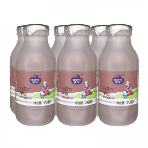 88VIP:FRISIAN COW 弗里生乳牛 巧克力风味 牛奶饮料 243ml*6瓶