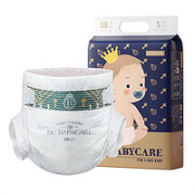 88VIP!babycare 皇室弱酸系列 婴儿纸尿裤 S58片¥74.10 1.9折 比上一次爆料降低 ¥4.5