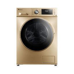 LittleSwan 小天鹅 净立方系列 TG100VN60DG 滚筒洗衣机 10kg 摩卡金