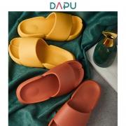 DAPU 大朴 AF0X02001 中性浴室拖鞋19元包邮(需用券)
