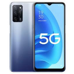 OPPO A55 5G手机 6GB 128GB 轻快蓝