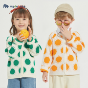 A类纯棉!美搭 X2018032601男女童针织衫¥29.90 2.7折