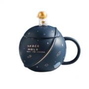 KAWASIMAYA 川岛屋 马克杯 创意星球造型 400ml31.5元