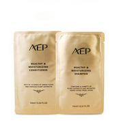 AEP 氨基酸洗发护发 8袋共80ml¥5.10 0.3折
