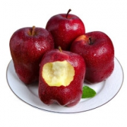 PLUS会员:苹果红了 甘肃天水花牛苹果 带箱9.2-10斤29.9元 包邮(双重优惠)