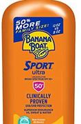 Banana Boat香蕉船 SPF50 运动型防晒乳液家庭装 354ml
