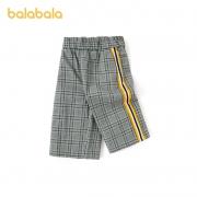 balabala 巴拉巴拉 女童阔腿裤  90-130CM  2108319020529.9元包邮