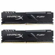 HYPER Fury雷电系列 DDR4 3200MHz 黑色 台式机内存 16GB 8GBx2 HX432C16FB3K2/16485元
