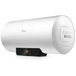 PLUS会员:Midea 美的 F6021-X1(S) 电热水器 60L