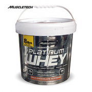 MUSCLETECH 肌肉科技 白金乳清蛋白粉 8磅